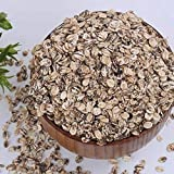 Glorious Inheriting Retailed Natural and Fresh Rye Flakes / Black Cereal of General Size with Net Bag of 500 grams / 17.64oz