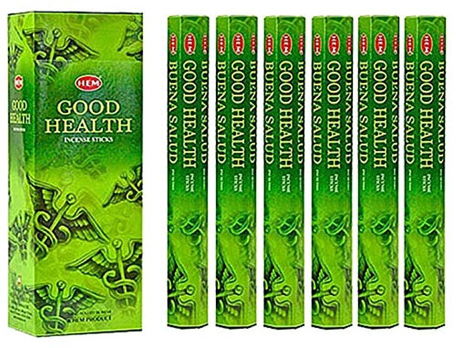 ペーストリーフレット袋HEM(ヘム)社 グッドヘルス香 スティック GOOD HEALTH 6箱セット