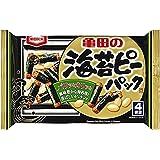 亀田製菓 海苔ピーパック 85g×12袋