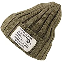 HIROMARUjp ニット帽 タグ付き ニットキャップ 帽子 秋冬春用 全20色 男女兼用