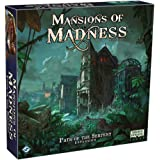 Fantasy Flight Games Mansions of Madness Path of The Serpent Board Game