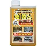 技・職人魂 油職人 業務用超強力油用洗剤 詰替用 1000ml