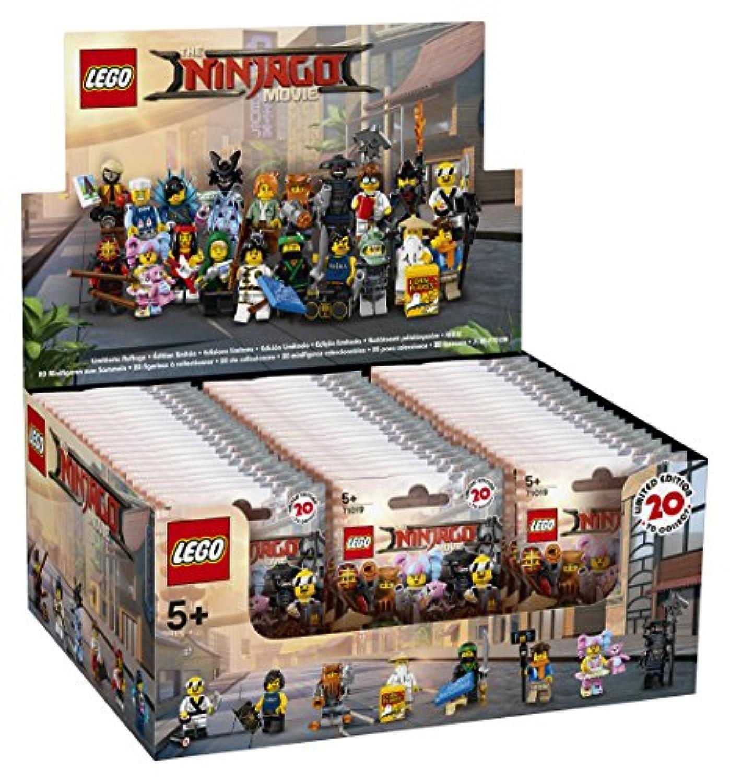 レゴ(LEGO)ミニフィギュア レゴニンジャゴー ザ?ムービー 60パック入り 6175016