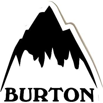 BURTON バートン ステッカー マウンテン