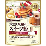 マルコメ 辻口博啓監修 大豆と米糀のスイーツ粉 200g
