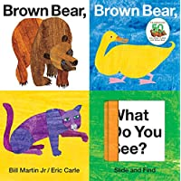 Brown Bear, Brown Bear, What Do You See? (Slide and Find)