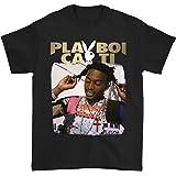HUO ZAO Playboi Carti Shirt Special Men's t Shirts top Black