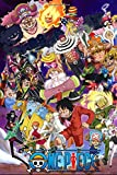 One Piece: Writing Journal - Lined Notebook - Gift For Fans - Composition Book 6x9 - 100 Pages