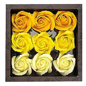 (キステ)Kisste 入浴剤 フラワーフレグランス*ROSE* 5-3-01962 【No.6】Yellow 黄 (1967)