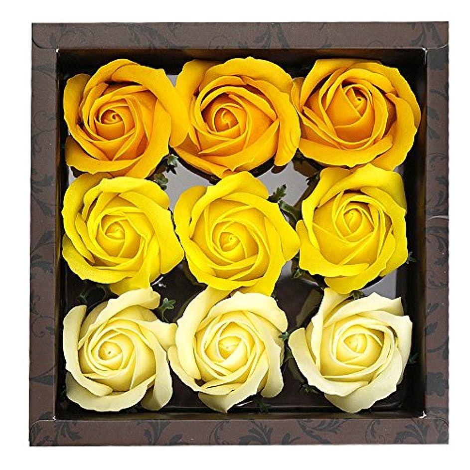 野菜好色なホーム(キステ)Kisste 入浴剤 フラワーフレグランス*ROSE*~石鹸の香り~ 5-3-01962