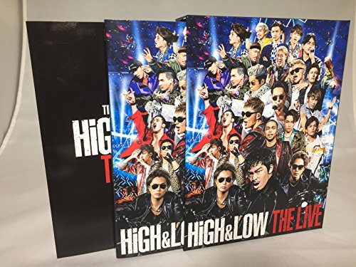 HiGH & LOW THE LIVE(初回生産限定)(スマプラ対応) [DVD]