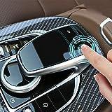 【4枚セット】 Benz メルセデス・ベンツ 汎用 コントローラー タッチパッド保護フィルム 静電気軽減プロテクター 優れた透光性