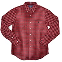 (ポロ ラルフローレン) Polo Ralph Lauren メンズ チェック シャツ 710688196 長袖シャツ ギンガムチェック アメカジ カジュアルシャツ [並行輸入品]