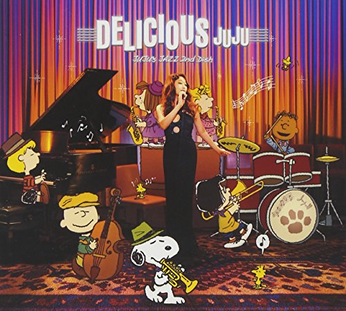 DELICIOUS~JUJU's JAZZ 2nd Dish~の詳細を見る