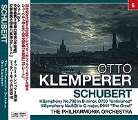 クレンペラー/シューベルト:交響曲「未完成」・「グレート」 (NAGAOKA CLASSIC CD)