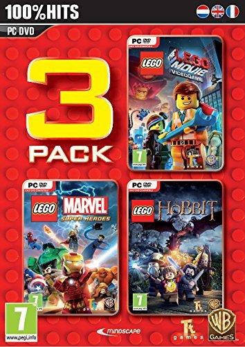 Lego 3 Pack: Lego Movie / Marv...