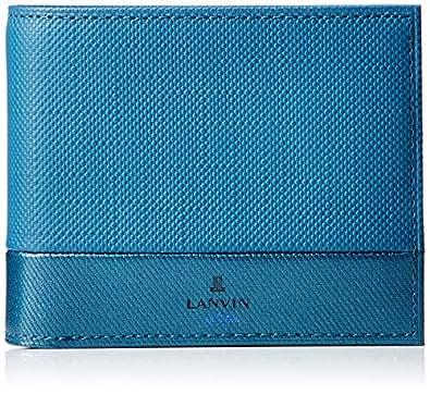 [ランバンオンブルー] 二つ折り財布 トラン ブルー