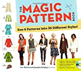 The Magic Pattern Book: Sew 6 Patterns into 36 Different Styles! 画像