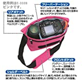 ETSUMI メッセンジャーバッグ ベリーM 5.9L グレー E-3335