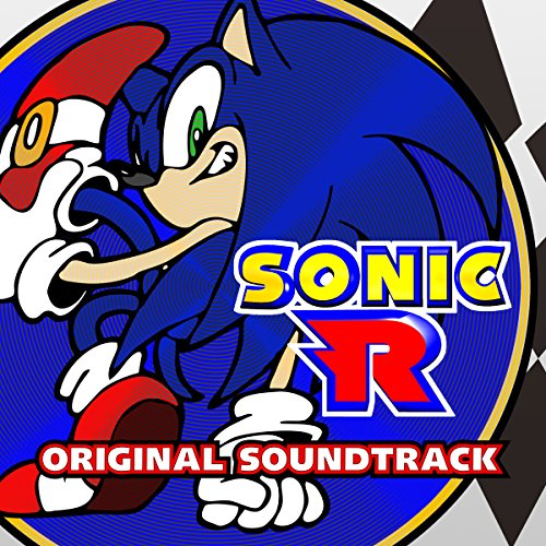Sonic R Original Soundtrack