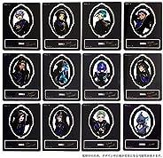 【予約販売】【コンプリートセット】ツイステッドワンダーランド 式典服 ブラインドアクリルスタンドコレクションVol.2(全12種)BOX APDS5734
