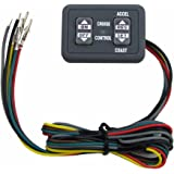 Audiovox CCS100 and Rostra Cruise Control Replacement Switch Control Module