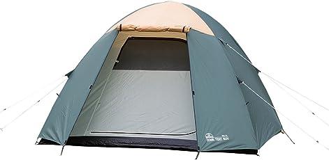 BUNDOK(バンドック) ドーム型 テント 5 UV BDK-76 収納ケース付 【4~5人用】