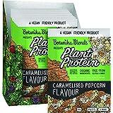 Botanika Blends Botanika Blends Caramelised Popcorn Plant Protein Powder 12 Pouches x 40g