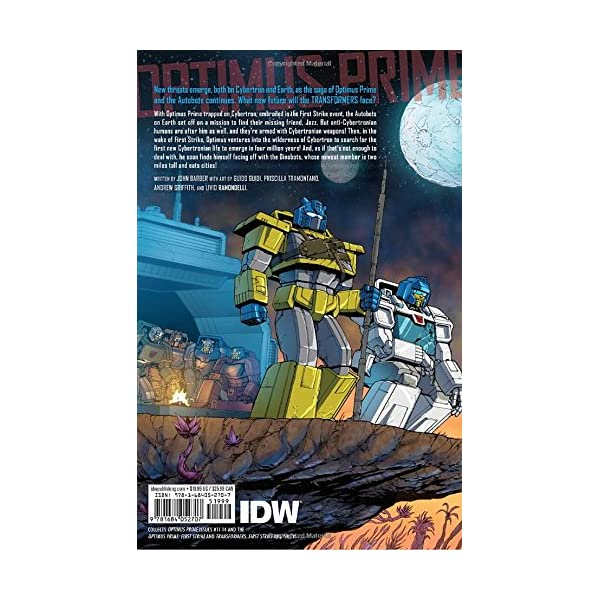 Transformers: Optimus P...の紹介画像3