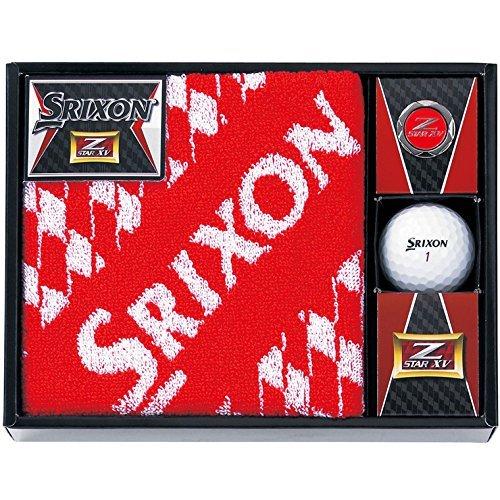 DUNLOP(ダンロップ) SRIXON Z-STAR XV ボールギフト GGF-F1057
