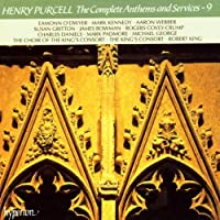 Purcell;Anthems+Services 9
