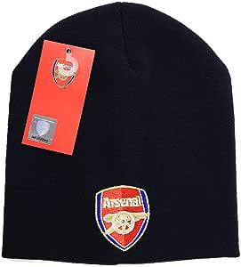 アーセナルFC ニット帽 ネイビー