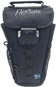 FlexSafe by AquaVault (As Seen on Shark Tank): Anti-Theft Portable Beach Chair Safe and Travel Vault. Packable, Lightweight
