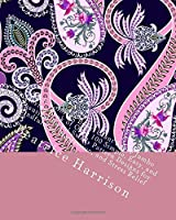 Adult Coloring Book: Giant Super Jumbo Coloring Book of Over 100 Simple Easy and Beautiful Floral Swirls Pattern Designs for Mindfulness Depression and Stress Relief (Adult Coloring Books) [並行輸入品]