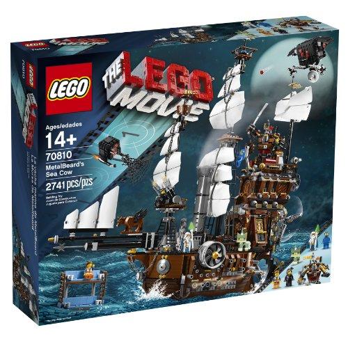 LEGO 70810 The Lego Movie Metalbeard's Sea Cow Pirate Ship レゴ 70810 レゴ ムービー メタルひげの海牛海賊船