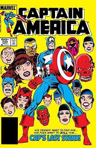 Download Captain America (1968-1996) #299 (English Edition) B00ZNZWKWS
