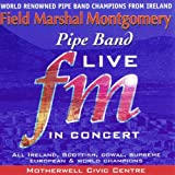 Field Marshal Montgomery Pipe Band Live