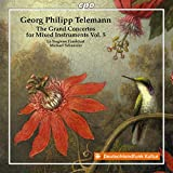 Grand Concertos for Mixed Instruments