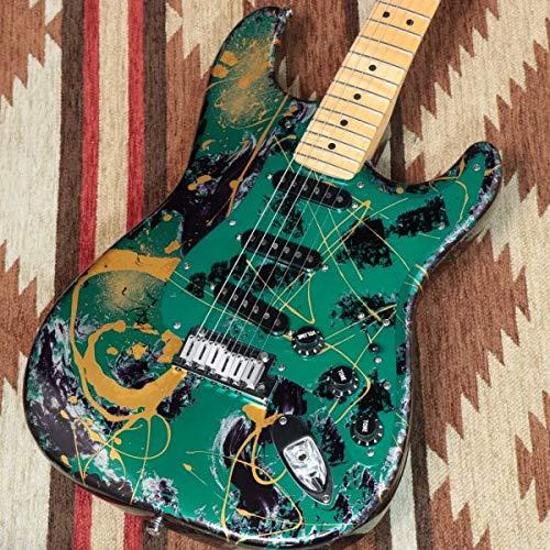 Fender Custom Shop/Anodized Aluminum Stratocaster -1993-