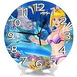 スーパー海物語 柱時計 北欧 おしゃれ 円形掛け時計 連続秒針 静音 部屋装飾 インテリア 置き時計 寝室 店舗 家 部屋装飾 簡単 アラビア数字壁掛け時計 シンプル おしゃれ 贈り物