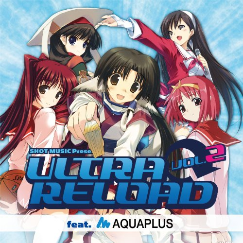 ULTRA RELOAD Vol.2 feat. AQUAPLUS