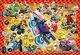 75ピース 子供向けパズル ステップ3 スーパーマリオ マリオカート 【ピクチュアパズル】