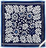 [ランバンオンブルー] レディース ハンカチーフ レディース ハンカチーフ 17408015B ネイビー 日本 28cm×28cm (FREE サイズ)
