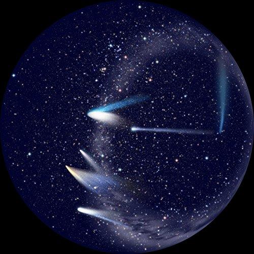 HOMESTAR (ホームスター) 家庭用プラネタリウム「ホームスター」専用 カラー原板ソフト 「彗星」
