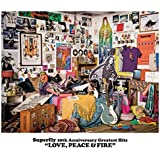 Superfly 10th Anniversary Greatest Hits『LOVE, PEACE & FIRE』
