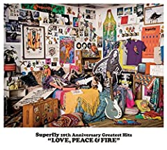 You & Me♪SuperflyのCDジャケット