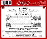 マスネー:歌劇「ウェルテル」 (2CD) (Massenet, Jules: Werther)