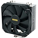 オウルテック Silent Cooler CPUクーラー TDP200W対応 初心者にも安心 13cmPWMファン採用 サイドフロー intel/AMD 両対応 ダイレクトタッチヒートパイプ方式 OWL-SC200