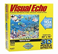 Visual Echo 3D Puzzle Effects: Undersea Garden [並行輸入品]