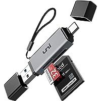 uni SD カードリーダー USB Type C SD [ USB3.0 / Type C SD / 2-in-1…